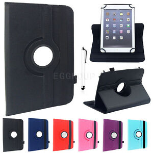 360-Rotating-PU-Leather-Stand-Case-Cover-For-9-7-034-10-034-10-1-034-inch-Tablet-Pen-Gift