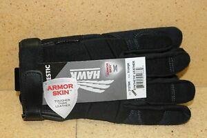 Armor Skin Hawk Synthetic Layer Gloves 2137bk In Bulk 12 Pairs