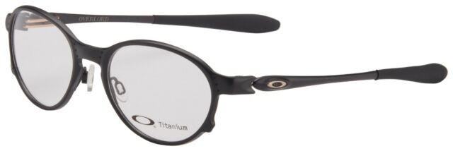 87c93951b2 Oakley RX Eyeglasses OX5067-0251 Overlord Satin Black Titanium Frame 51-19-