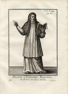 XVIIIe - ANCIEN CHANOINE REGULIER DU PRIEURE DES DEUX AMANS GRZkIOdH-07192457-226284424