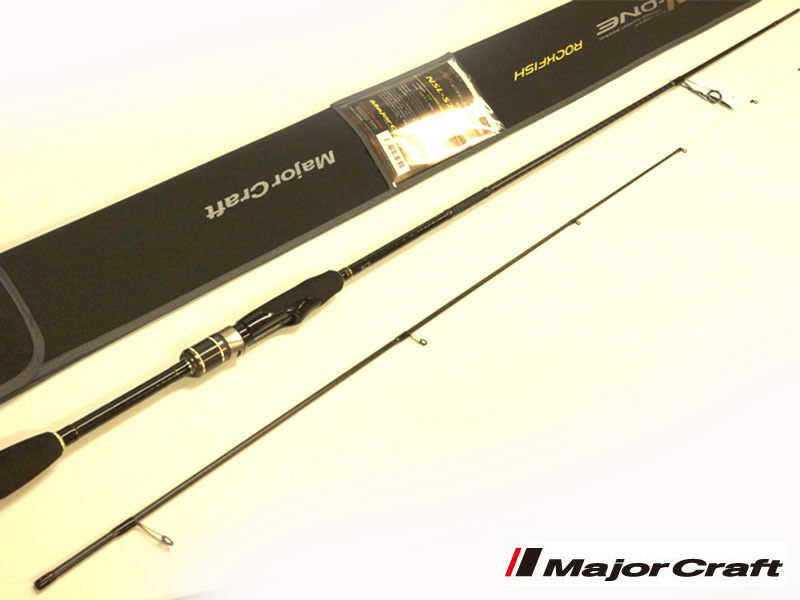 Major Craft N-ONE 2 piece rod   NSL-S732UL SOLID TIP  wholesale price and reliable quality