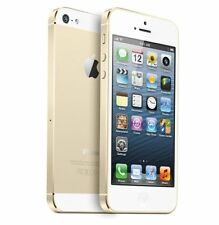 Apple iphone 5S - 64GB - Gold - Factory Unlocked - Imported