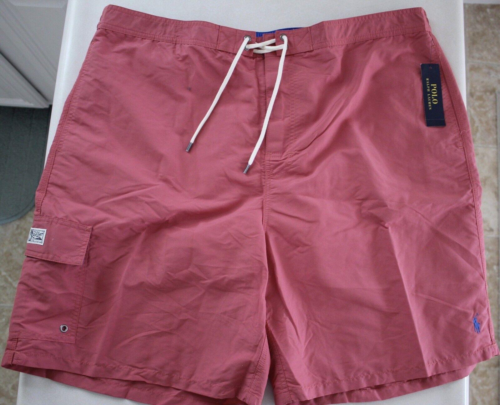 Polo Ralph Lauren Men's Swim Trunk Board Shorts size 3XB 3G New