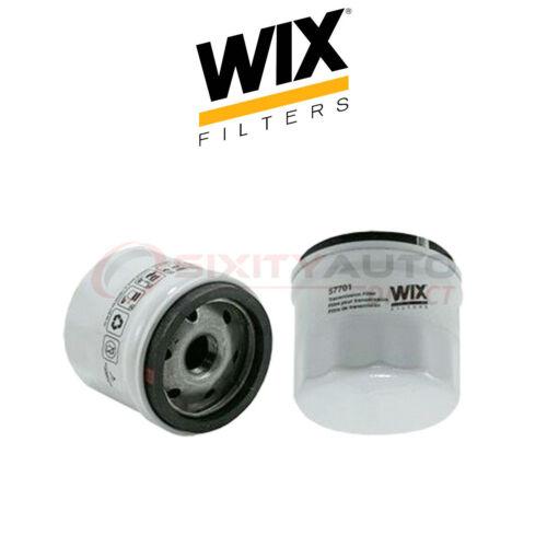 WIX Auto Transmission Filter Kit for 2000-2003 Freightliner MT45 5.9L L6 oa