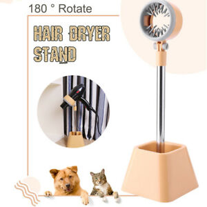180-Rotary-Pet-Dog-Cat-Drying-amp-Styling-Hair-Dryer-Stand-Grooming-Drying-Holder