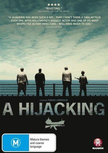 1 of 1 - A Hijacking (DVD, 2014)-REGION 4 - Brand new-Free postage