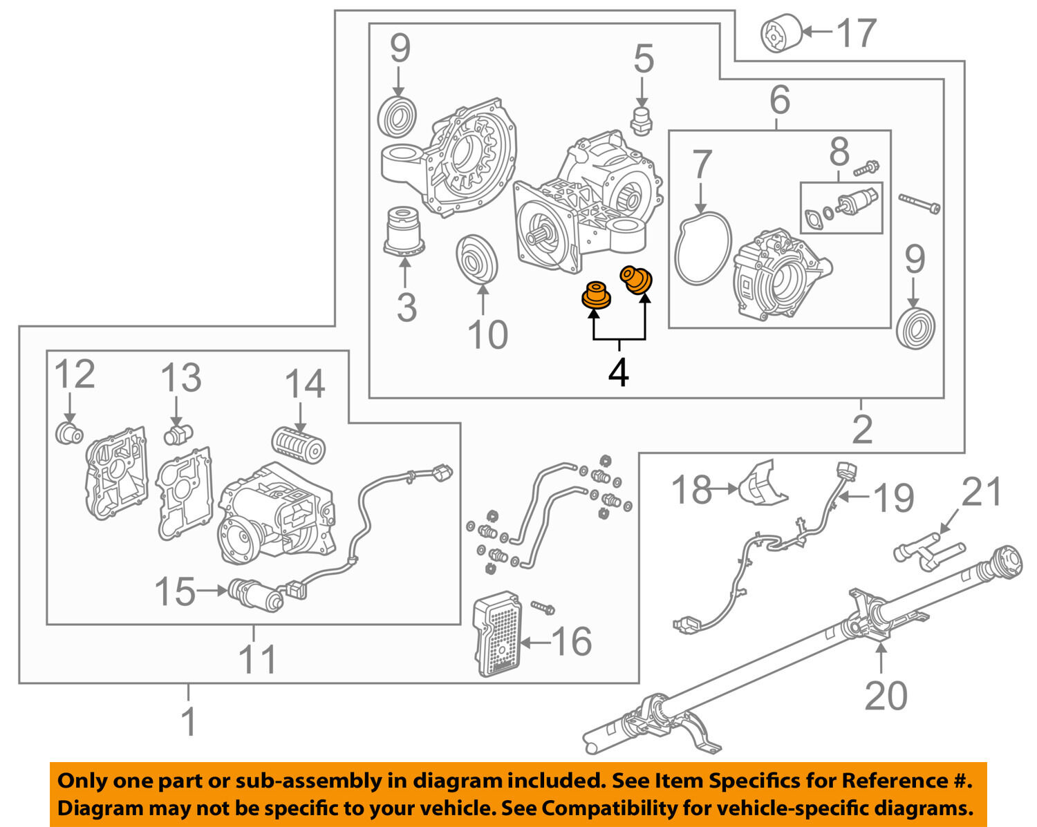 Gm Oem Axle Differential Rear Plug 55573646 Ebay Jeep Cj Dana 30 Front Diagram On Tj Suspension Norton Secured Powered By Verisign
