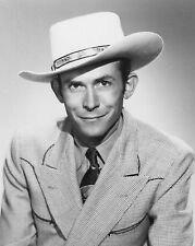 "Hank Williams 10"" x 8"" Photograph no 3"