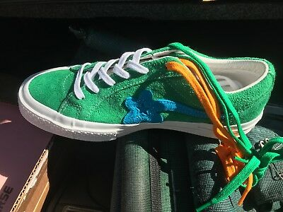 Tyler The Creator x Converse One Star Golf Le Fleur - GREEN ...