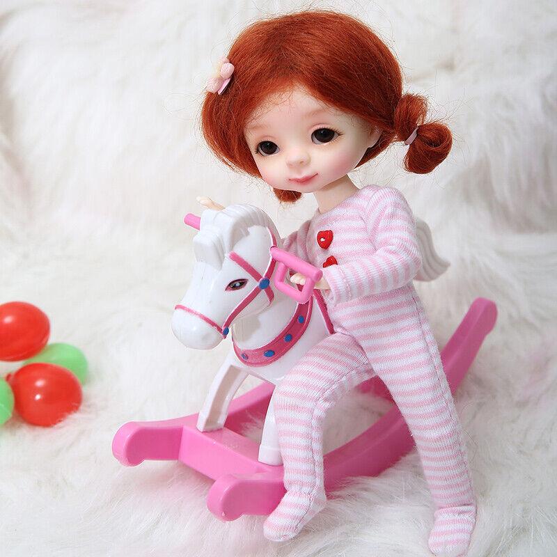 1 8 muñeca de BJD SD muñeca secretdoll dollbom Genny libre de cara maquillaje ojos + Gratis