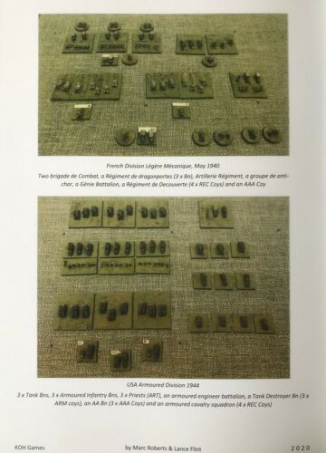 Sitz Krieg ohne Hass WW2 corps level wargame rules