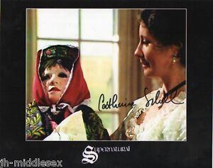 Catherine-Schell-Autograph-Supernatural-Signed-10x8-Photo-Handsigned-AFTAL