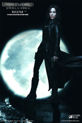 Underworld Evolution Selene 2.0 1//6 Scale Figure by Star Ace Blue Eyes 06USA02