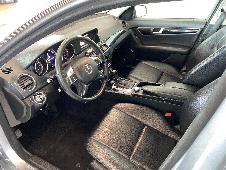 Billede af Mercedes C200 2,2 CDi stc. aut. BE