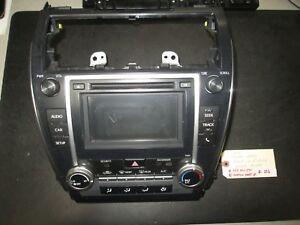 Image Is Loading 14 Toyota Camry Radio Cd Display 86140 06190