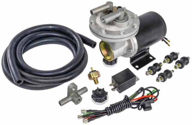 Jegs 63016 Electric Vacuum Pump Kit