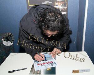 Marcello-Fonte-Dogman-Foto-Autografata-Original-Cinema-signed-photo-Autografo
