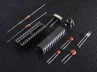 Arduino Breadboard Basic Kit - Atmega328p-pu W/uno Bootloader 16mhz Crystal Pack