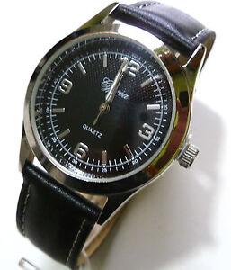 cyprea uhr armbanduhr damenuhr herrenuhr lederarmband. Black Bedroom Furniture Sets. Home Design Ideas