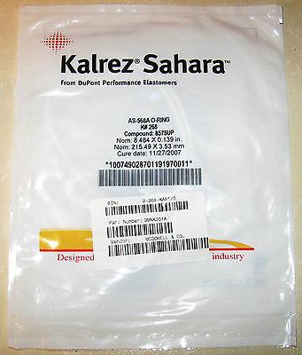 K# 119 Kalrez Sahara O-Ring AS-568A Sealed Compound 8575UP New