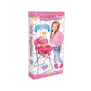 SEGGIOLONE BABY H.52 BABY DOLLS TEOREMA 71908 GIOCATTOLO BAMBINA BAMBOLA