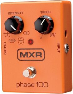 MXR-M107-Phase-100-Phaser-Guitar-Effects-Pedal