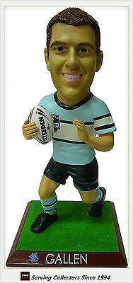 Roosters -Gift Collectable 2009 Select NRL Superstar Sculpture Braith Anasta