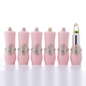 Flower-Lipstick-Jelly-Transparent-Changing-Lip-Temperature-Change-Makeup-Pop