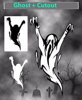 Airbrush Stencil Ghost 2 Spray Vision Template Stencils