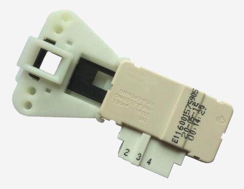 WD645 WF000 etc. WD860 Hotpoint verrouillage interrupteur machine à laver-serrure de porte