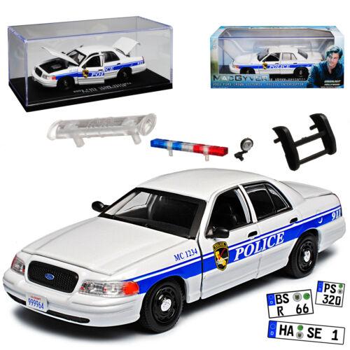 Generation 1997 Ford Crown Victoria Police Polizei Interceptor MacGyver Weiss 2