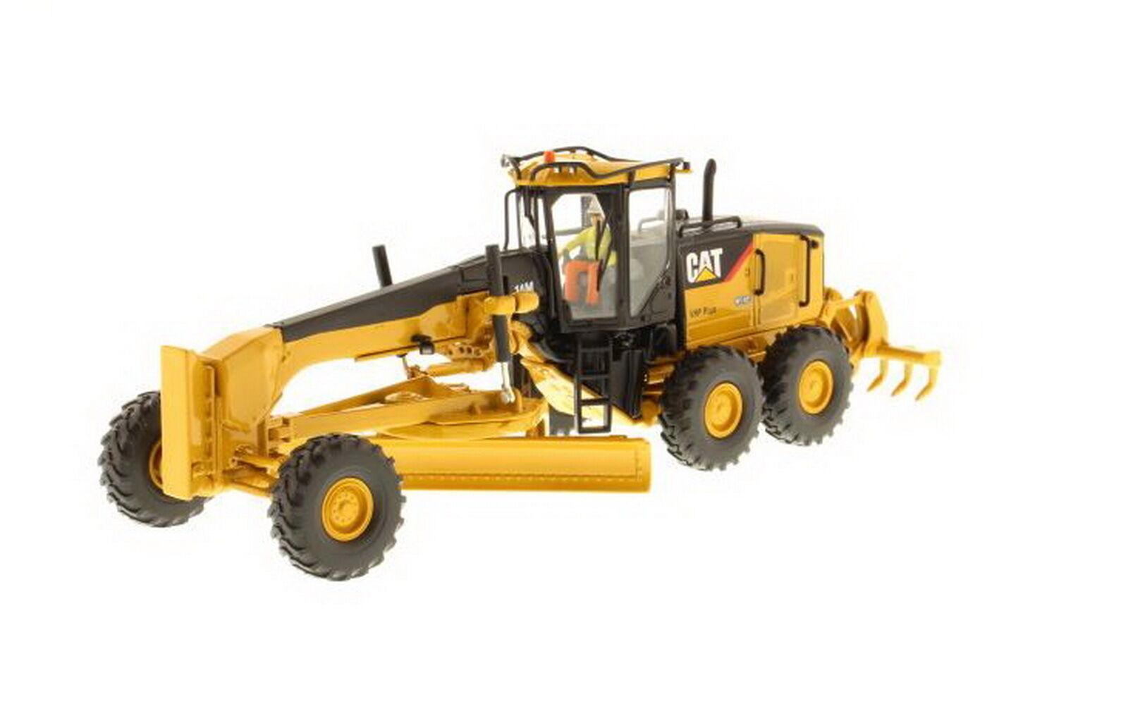 1 50 DM CATERPILLAR CAT 14 M Motor Grader Diecast Model  85189
