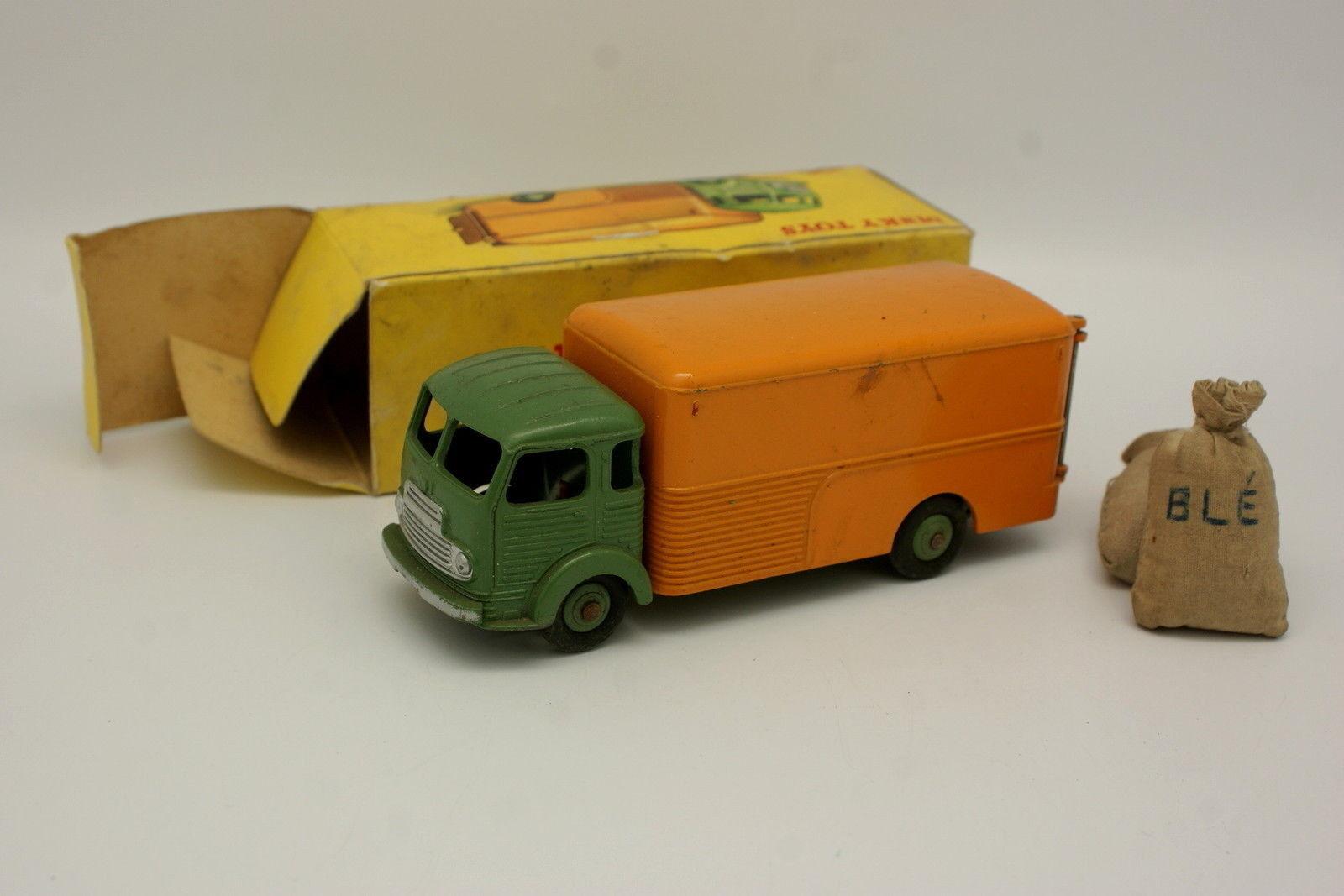 Dinky Toys France 1 43 - Simca Cargo Fourgon 33A  + Boite