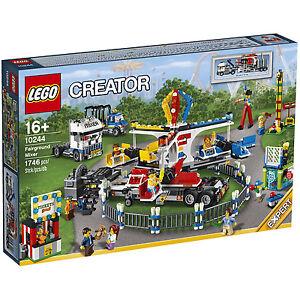Lego Creator  10244 -  La fete foraine -  NEUF