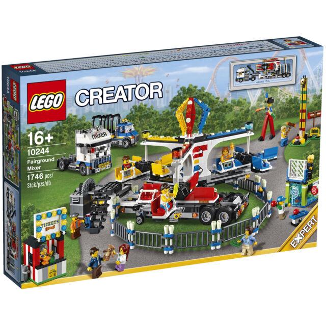 Lego Creator  10244 -  La fête foraine -  NEUF (emballage abîmé)