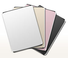 new Aluminum alloy Pad Mousepad Gaming Mat Mouse for Macbook Apple HP Dell