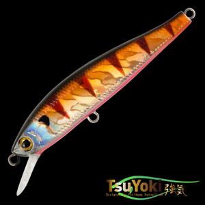 TsuYoki Vandal SR 70SP fishing lures range of colors