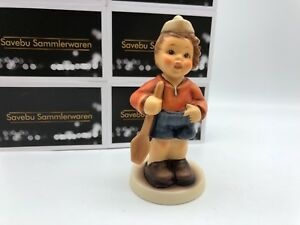 Hummel-Figurine-2148-B-I-Would-with-Rowing-4-1-8in-1-Choice-Pot-Condition
