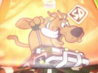 Scooby Doo 2 Piece Boy's Outfit