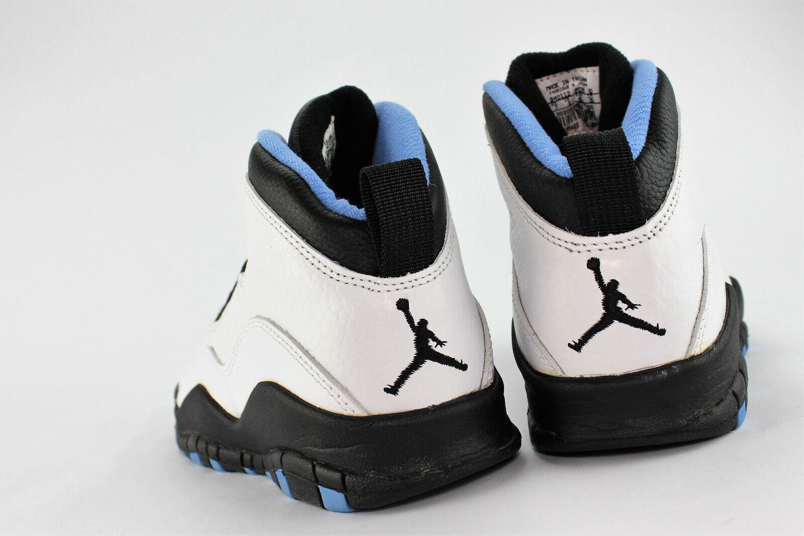 Nike Air Jordan 10 10 10 Puderblau X Größe 7 608m 130209 102 a3594f