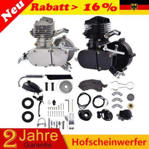 """Neu Benzinmotor Zweitaktmotor Einzylinder Luftkühlung CDI Für 26/""""//28/"""" Fahrrad DE"""