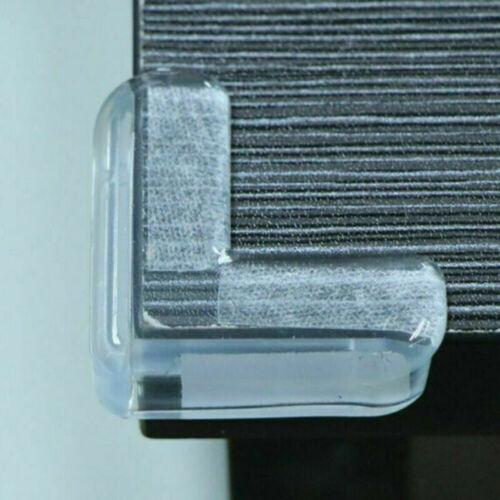 4 X Glastisch Eckenschutz Kantenschutz Eckschutz Für Kinder Baby Sicherheit