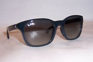 d5363f2f055 New RAY BAN Sunglasses 4197 604211 BLUE GRAY AUTHENTIC 8053672125689 ...