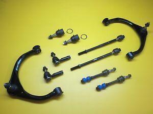 XRF Upper Lower Ball Joint Inner Outer Tie Rod Dodge RAM 1500 2006 2007 2008