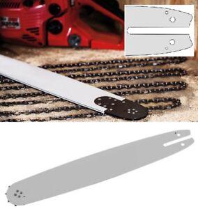 2 Ketten passend f Stihl 009 010 011 012 015 30cm 1//4 1,3mm Sägekette Schwert
