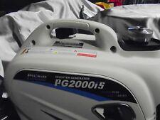Pulsar Pg2000is Inverter Generator 3 Gallon Extended Run Fuel System