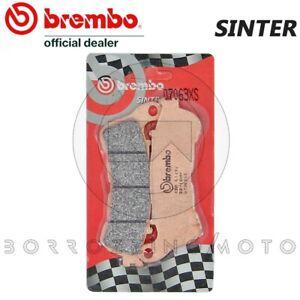 Pastiglie Freno Anteriore Brembo Sinter Honda (silver Wing) Sw-t Abs 600 2013 Produire Un Effet Vers Une Vision Claire