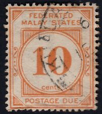 FMS 1924 10c Postage Due Isc#D5 USED @TD21