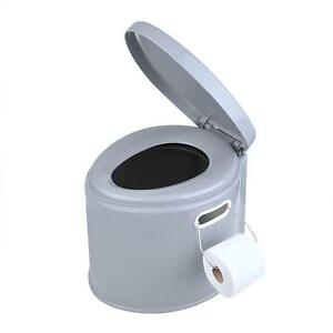 Image Is Loading Camping Toilet Travel Composting Mobile