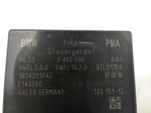 Original BMW F45 F46 F48 F39 F25 F15 F55 F54 Steuergerät Parkassistent 9483099